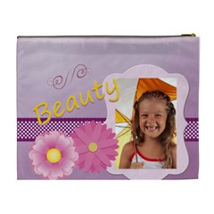 Beauty By Joely   Cosmetic Bag (xl)   3gfixjd4qc64   Www Artscow Com Back