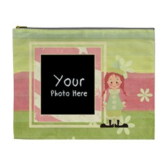 Cosmetic Bag Xl By Lillyskite   Cosmetic Bag (xl)   P83at1xm4wjv   Www Artscow Com Front
