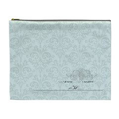 Cosmetic Bag (xl) : Minimalist 3 By Jennyl   Cosmetic Bag (xl)   2de7swzfrlpv   Www Artscow Com Front