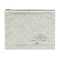 Cosmetic Bag (xl) : Minimalist 4 By Jennyl   Cosmetic Bag (xl)   Aq1pz80urfje   Www Artscow Com Front