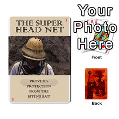 Indiana Jones Fireball Card Set 02 By German R  Gomez   Playing Cards 54 Designs   A75s73sj4lad   Www Artscow Com Front - Heart5