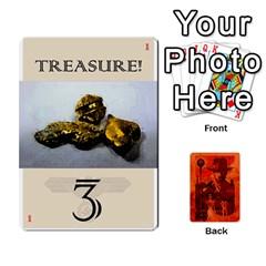 Ace Indiana Jones Fireball Card Set 03 By German R  Gomez   Playing Cards 54 Designs   W9t1xzn1ra8s   Www Artscow Com Front - SpadeA