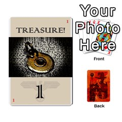 Indiana Jones Fireball Card Set 03 By German R  Gomez   Playing Cards 54 Designs   W9t1xzn1ra8s   Www Artscow Com Front - Heart3