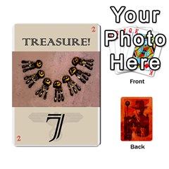 Indiana Jones Fireball Card Set 03 By German R  Gomez   Playing Cards 54 Designs   W9t1xzn1ra8s   Www Artscow Com Front - Spade9