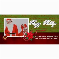 4  X 8  Photo Cards: Happy Holidays By Jennyl   4  X 8  Photo Cards   9fj49xzkusuf   Www Artscow Com 8 x4 Photo Card - 7