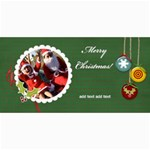 4  x 8  Photo Cards: Merry Christmas