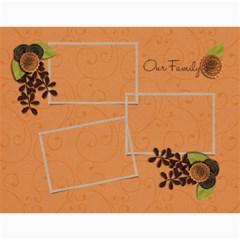 Calendar: Love Of Family By Jennyl   Wall Calendar 11  X 8 5  (12 Months)   X997nejayjiq   Www Artscow Com Month
