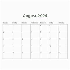 Showcase 2017 (any Year) Calendar By Deborah   Wall Calendar 11  X 8 5  (12 Months)   R7x3ttxefki4   Www Artscow Com Aug 2017
