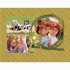 Shabby Chic/flowers/mother Photo 2015 Calendar (12 Months) By Mikki   Wall Calendar 11  X 8 5  (12 Months)   Itmuq6y67y1i   Www Artscow Com Month