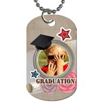 graducation - Dog Tag (One Side)