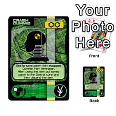 Zaibatsu Colour Action A By Donald Macdonald   Multi Purpose Cards (rectangle)   S84ob6l43hcf   Www Artscow Com Front 12