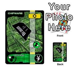 Zaibatsu Colour Action A By Donald Macdonald   Multi Purpose Cards (rectangle)   S84ob6l43hcf   Www Artscow Com Front 16