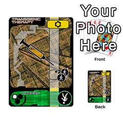 Zaibatsu Colour Action A By Donald Macdonald   Multi Purpose Cards (rectangle)   S84ob6l43hcf   Www Artscow Com Front 23