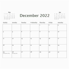 Bubbles 2017 (any Year) Calendar By Deborah   Wall Calendar 11  X 8 5  (12 Months)   Whi9g28gdggs   Www Artscow Com Dec 2017