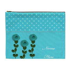 Cosmetic Bag (xl)   Aqua Dreams By Jennyl   Cosmetic Bag (xl)   Nmv7rquneqxl   Www Artscow Com Front