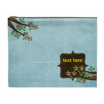 Cosmetic Bag (XL)- branches