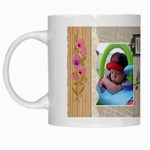 Vacation Mug - White Mug