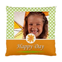 Happy Day By Joely   Standard Cushion Case (two Sides)   R4svocalssdj   Www Artscow Com Front