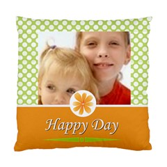 Happy Day By Joely   Standard Cushion Case (two Sides)   R4svocalssdj   Www Artscow Com Back