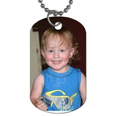 Christopher Dog Tag By Kim Rogers   Dog Tag (two Sides)   Avjy8lv1hkn9   Www Artscow Com Front