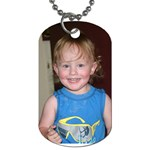 CHRISTOPHER DOG TAG - Dog Tag (Two Sides)
