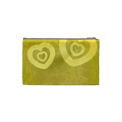 I Love You   Cosmetic Bag (small) By Carmensita   Cosmetic Bag (small)   Rfpyconhkqhz   Www Artscow Com Back