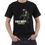 modern warfare 3 custom black shirt 2
