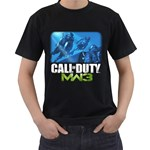 modern warfare 3 custom black shirt 7