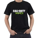 modern warfare 3 custom black shirt 10