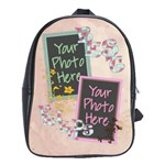 Best Friends Large Backpack - School Bag (Large)