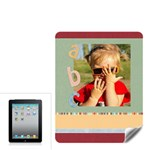 abc back to school - Apple iPad Skin