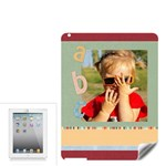 abc back to school - Apple iPad 2 Skin