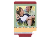 abc back to school - Amazon Kindle 2 Skin