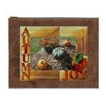 Autumn Joy XL Costmetic Bag - Cosmetic Bag (XL)