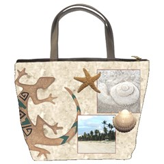 Tropical Travel Bucket Bag By Lil    Bucket Bag   6mcshqpqgxnc   Www Artscow Com Back