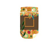 Buttercup Blackberry Torch Skin 1 - BlackBerry Torch 9800 Skin