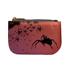 Spider Change Purse By Susan Ledford   Mini Coin Purse   E50ptmxvyf3z   Www Artscow Com Front