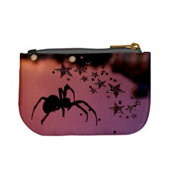 Spider Change Purse By Susan Ledford   Mini Coin Purse   E50ptmxvyf3z   Www Artscow Com Back
