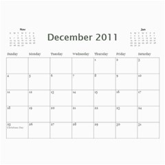 Baltimore By Sara   Wall Calendar 11  X 8 5  (12 Months)   J3sk80sqeh79   Www Artscow Com Dec 2011