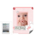 our baby - Apple iPad 2 Skin