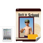 back to school - Apple iPad 2 Skin