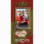 4x8 Photocard: (v) Happy Holidays - 4  x 8  Photo Cards