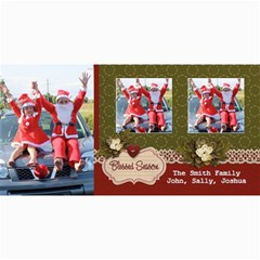 4x8 Photo Card: Blessed Season3 By Jennyl   4  X 8  Photo Cards   G2re5v5hk2kc   Www Artscow Com 8 x4 Photo Card - 1