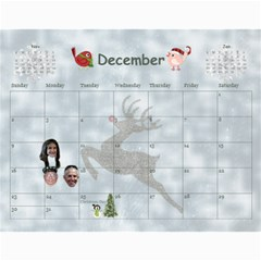 Southwick Calendar By Alyssa   Wall Calendar 11  X 8 5  (12 Months)   Bp0jxlacn3w8   Www Artscow Com Dec 2012