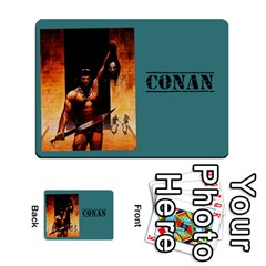 Who Would Win Casero By Neftali Blanco   Multi Purpose Cards (rectangle)   T53kapxdyr8b   Www Artscow Com Front 10