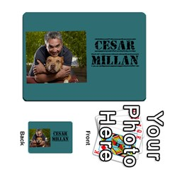 Who Would Win Casero By Neftali Blanco   Multi Purpose Cards (rectangle)   T53kapxdyr8b   Www Artscow Com Front 2