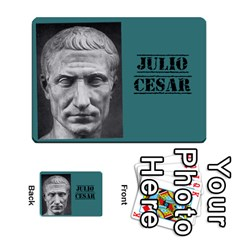 Who Would Win Casero By Neftali Blanco   Multi Purpose Cards (rectangle)   T53kapxdyr8b   Www Artscow Com Front 5