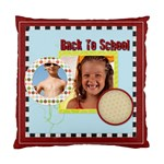 back to school - Standard Cushion Case (Two Sides)