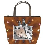 My Cat Bucket Bag