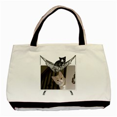 My Cat 2 Sided Tote Bag By Lil    Basic Tote Bag (two Sides)   47m19xlr2hd9   Www Artscow Com Front